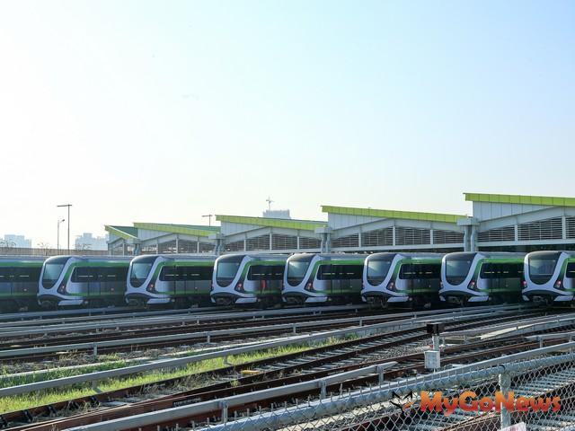 中市府再推捷運藍線延伸南投市區 打造兩地軌道運輸網(圖:台中市政府)