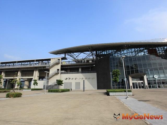 高鐵新竹站第一排46、47地號商業區地上權案訂於10月28日舉行簽約典禮,
