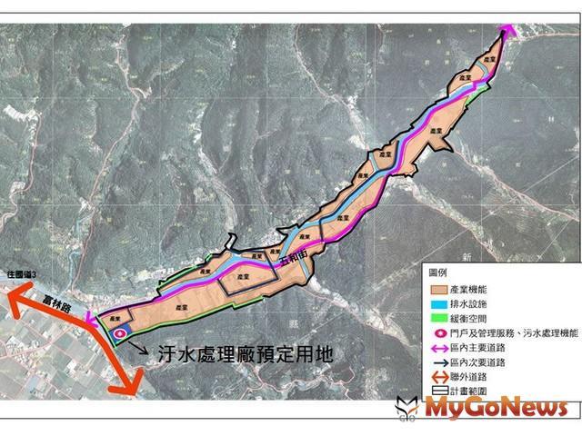 五華工業區「雙建設」預計2021年完工
