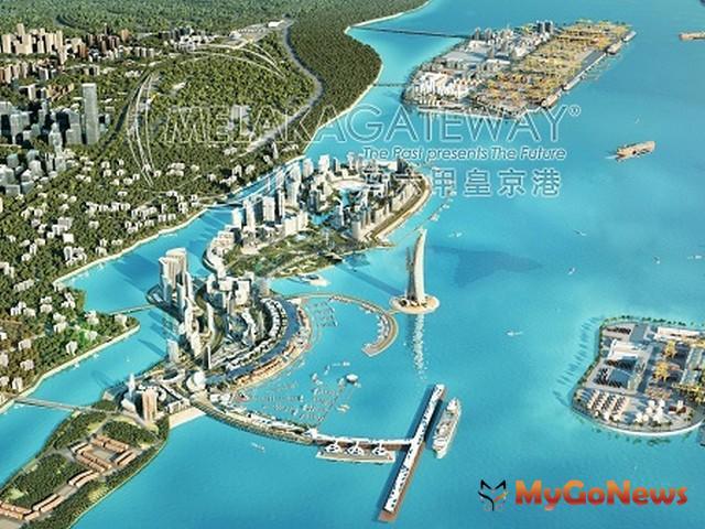 馬六甲皇京港與MyGo國際地產、九天資產打造AI智慧城市生態區塊鏈