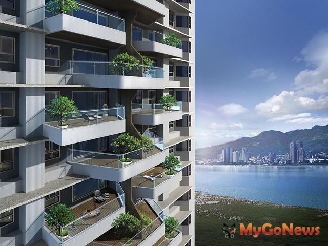 「馥人灣」紅樹林畔最美的新建築