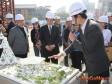 賴神視察!台南美術館預計2018年7月竣工