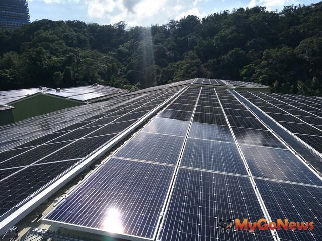 內政部 審核通過民間設置太陽光電設施2案