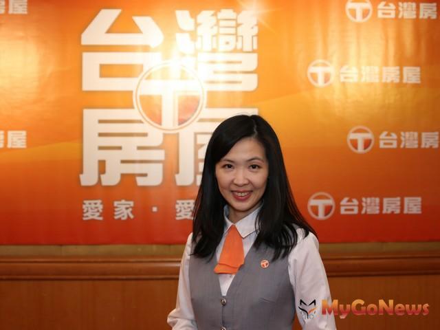 台灣房屋智庫發言人張旭嵐表示,10月房市桃園台中最熱鬧