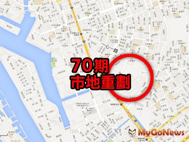 「特貿六」用地位於前鎮區一心一路旁,為高雄多功能經貿園區特定區第11開發區,總面積約8公頃