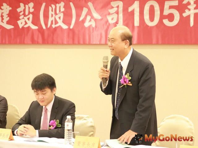 宏盛董座林祖郁:房市將持續「量縮價跌」