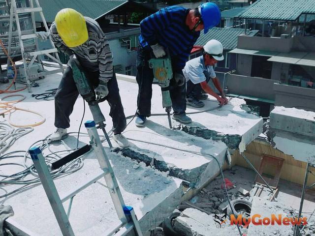 台北市建管處拆除違建立場堅定,議會協調並不影響違建處理