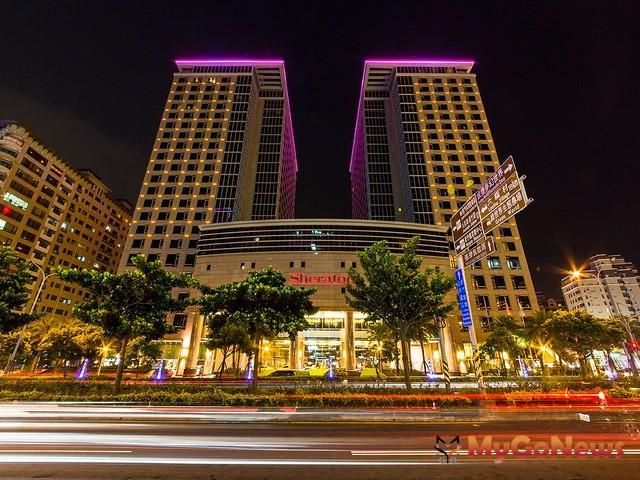 興富發建設集團在竹北市縣政三期打造擎天27層樓高「國賓大悅」,為房地產寫下新建築典範。