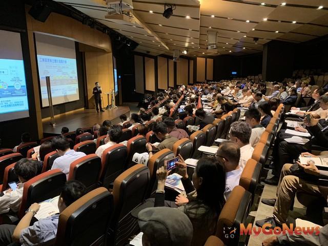 「信義全球資產」及「安信建經」特於2019年6月13日下午舉辦「舊廠房•新進化」主題講座(圖:信義全球資產)