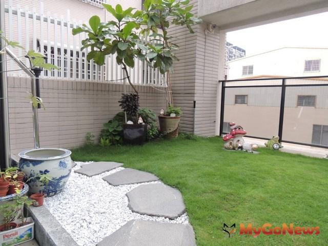 台北綠能 生活自在,屋頂綠化作伙來