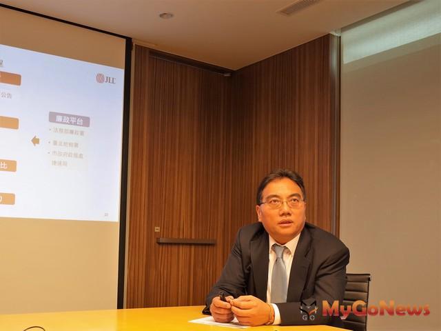 趙正義:預計2019年台灣工業地產投資可望復甦