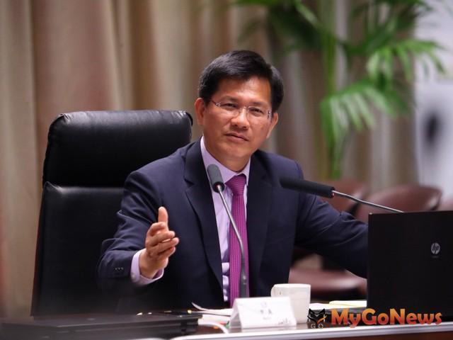 林佳龍表示,中市社宅體現共好價值,4年5千戶達標(圖:台中市政府)