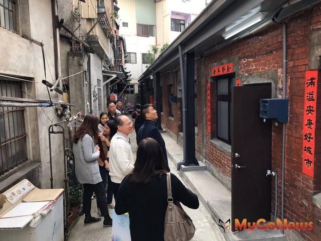 中繼住宅落成!台中「福滿安居」提供街友避風港(圖:台中市政府)