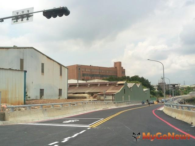 區域建設 鶯歌中陽街完工通車,貫通北桃交通路網(圖:新北市政府)