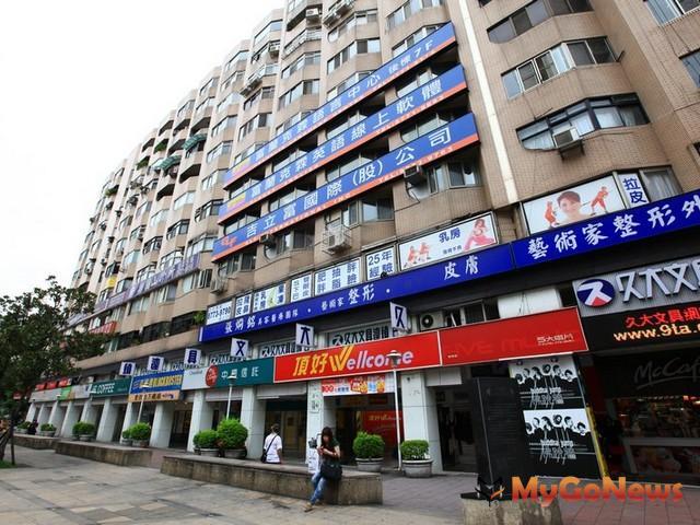 大樓管理委員會對外出租大樓外牆、樓頂或停車場,收取租金收入,應辦理營業登記