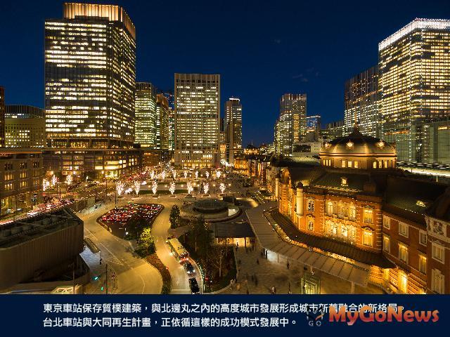 柯文哲:讓大同區成為台北最有價值的地區,借鏡日本「丸之內」,台北大同區「全復刻」