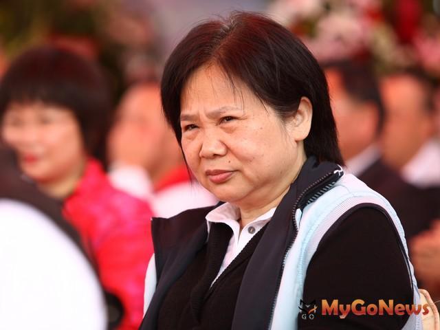 地政局長康秋桂進一步表示,自2001年4月迄今,共受理317件不動產糾紛調處案。