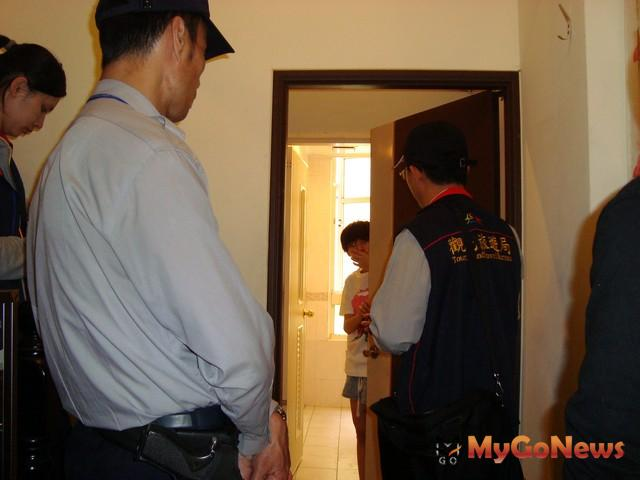 日租套房「逢甲house」違法營業,觀光旅遊局強制斷水斷電