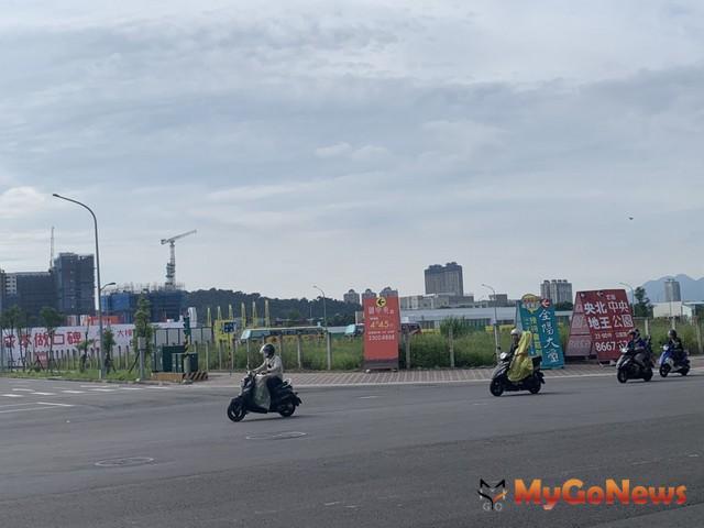 北台灣上半年推案熱,桃園A7、新店央北、板橋江翠重劃區來人爆量(圖:東森房屋)