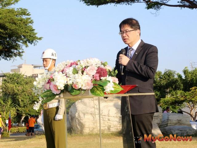 台南市府團隊秉持初衷,打造台南為移居宜居的幸福城市(圖:台南市政府)