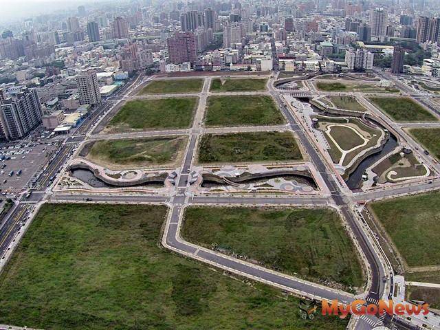 貼上最後一塊拼圖 中市14期重劃區完工(圖:台中市政府)