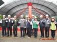 桃園建設 台鐵林口線路廊活化雙工程開工