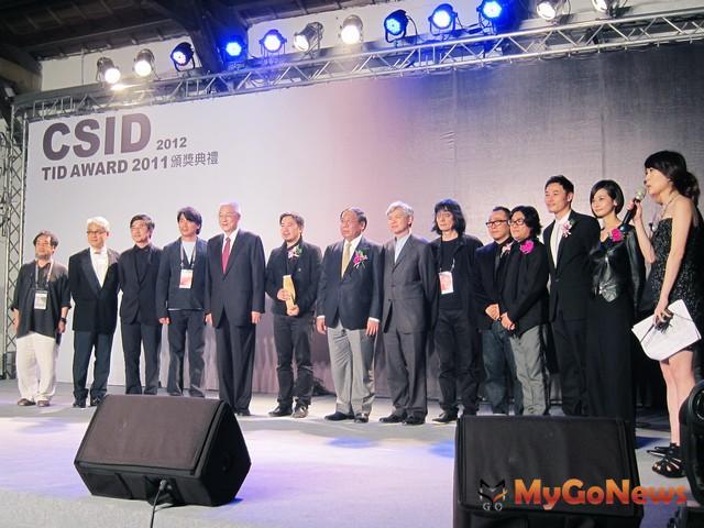 台灣室內設計大獎落幕,全場最大贏家為目前旅居香港的台灣設計師何宗憲。