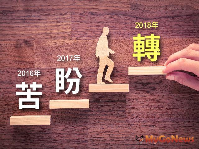 台灣房屋:網友票選2018房市代表字-「轉」,年度最有感議題:「實價登錄2.0交易揭露更即時」