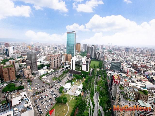 中市拼經濟,盧秀燕感謝東森將在台中創造3500個服務業就業機會(圖:台中市政府)