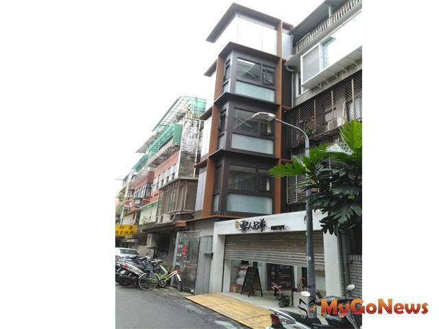北市補助增設電梯快速通關,完工案件再添一例(圖:台北市政府)