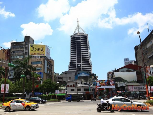 萬華區房市交易量在2012年第2季大幅增加117.74%
