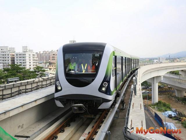 台中捷運綠線進度穩定超前 同步招募人才達以專業對接(圖:台中市政府)