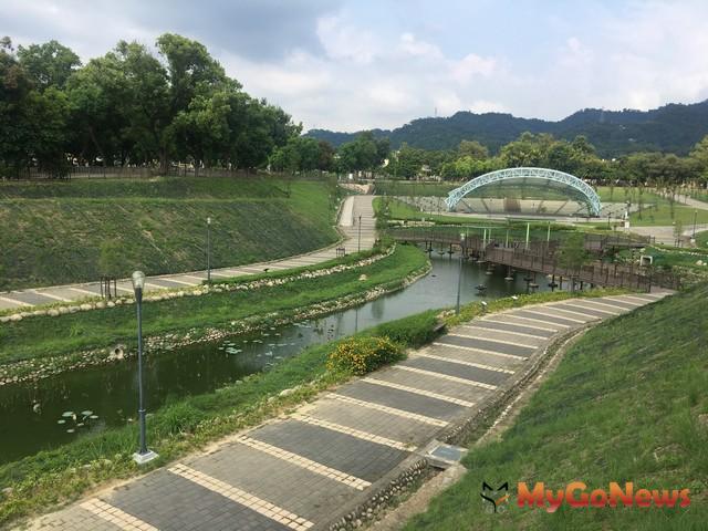 台中榮耀 連續2年公園綠地無障礙環境,獲評全國特優(圖:台中市政府)