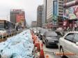 北市府:忠孝西路公車專用道站台拆除,合法施工