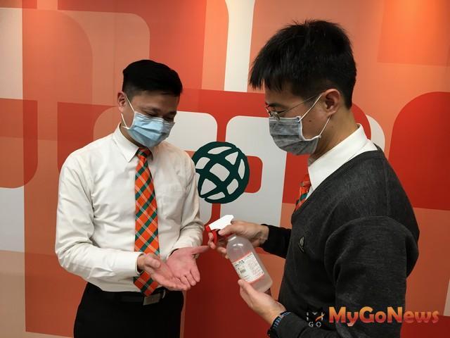 中信房屋:武漢肺炎疫情影響低,年後來店看屋反增!?(圖:中信房屋)