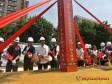 區域建設 三重商工地下停車場新建工程開工