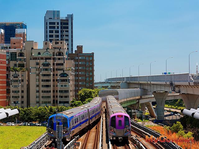 機場捷運縮短城市通勤,為桃園帶入大量「新移居」人口,提升區域發展、帶動房市價值。