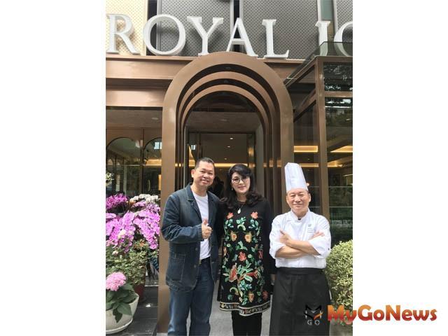 全新開幕 玖尹Royal Joying Soirée食藝結合獨步全台