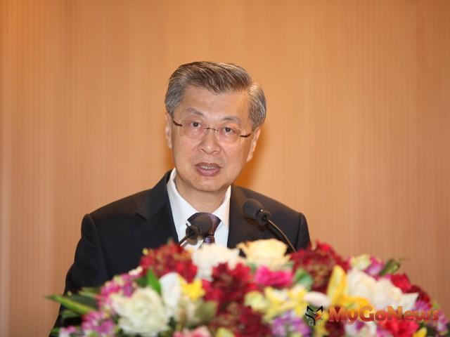 陳冲指出2013至2016年經濟成長率平均4.5%