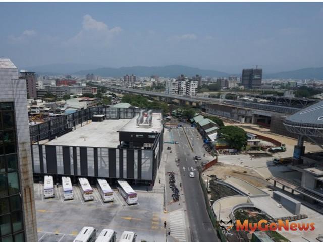 中市提8項前瞻計畫立體停車場興建案