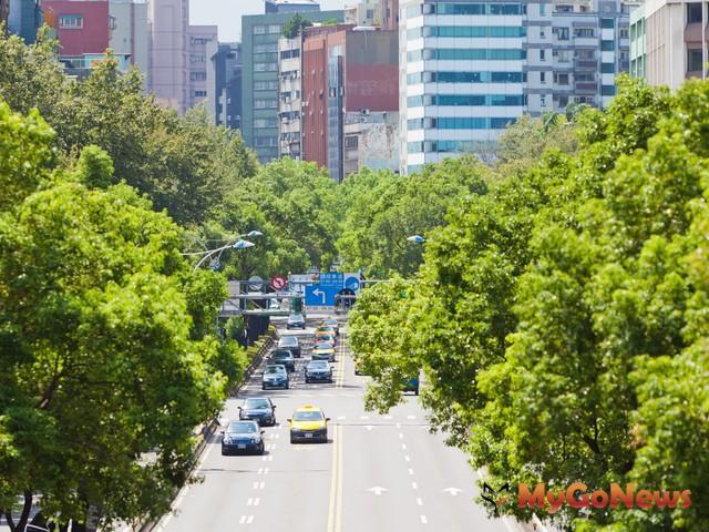中山區在2013年5月買賣移轉數量稱王