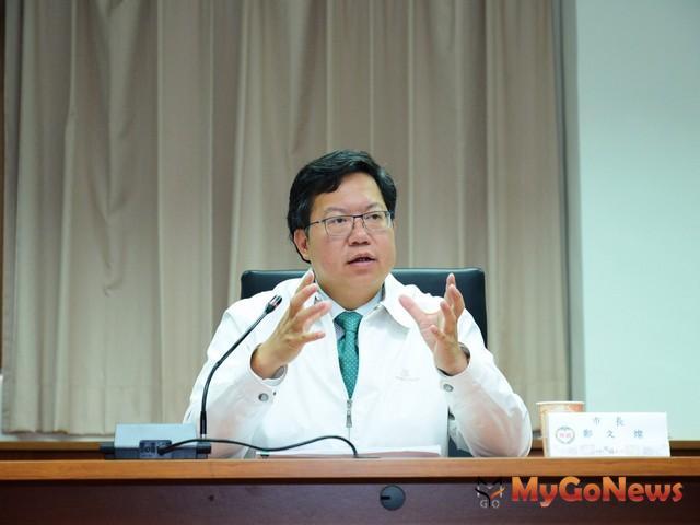 鄭文燦:前瞻基礎建設計畫可提高城市競爭力