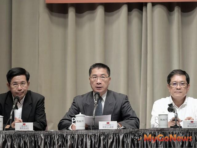 徐國勇:前瞻基礎建設計畫,絕未忽略新北市