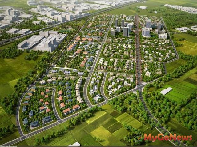 2019年台南市7個大型土地開發案接續啟動,提供優質產業及生活環境(圖:台南市政府)