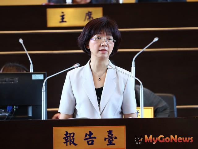 地政局長張治祥表示,中市平均地權基金2018年編24億繳庫,市政建設獲更大動力