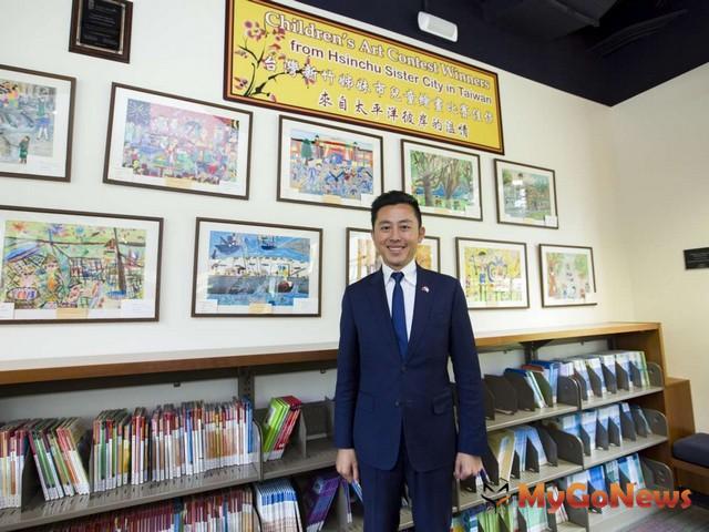 新竹市圖書館總館將成為城市新地標