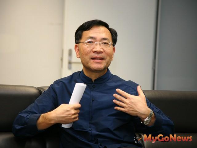 副市長蔡炳坤也列席立法院的朝野協商(圖:台中市政府)