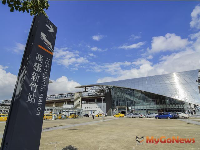 竹北高鐵站發展日趨成熟之下,台北客移居愈來愈多,10年來竹北人口成長52.47%
