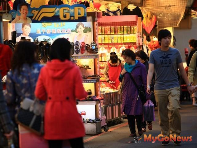 國人就愛夜市文化,通化夜市周邊住宅,2014年增10.06%