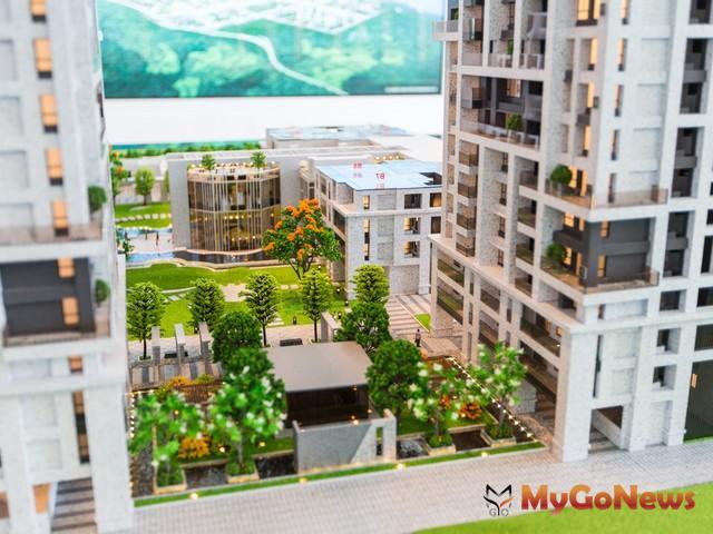 「宏盛新世界2」蒙德里安國際級風尚設計建築,更將被往來淡海新市鎮的人們視為淡海新市鎮地標建築。